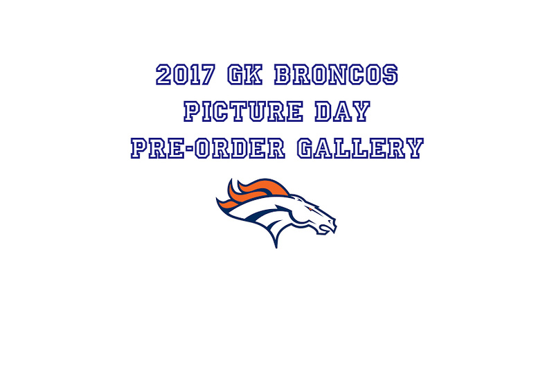 Broncos Title Page